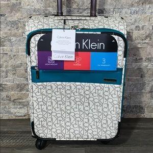 Calvin Klein Carry On Luggage